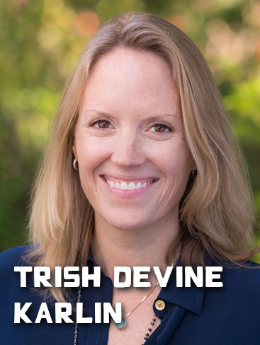 Trish Devine Karlin